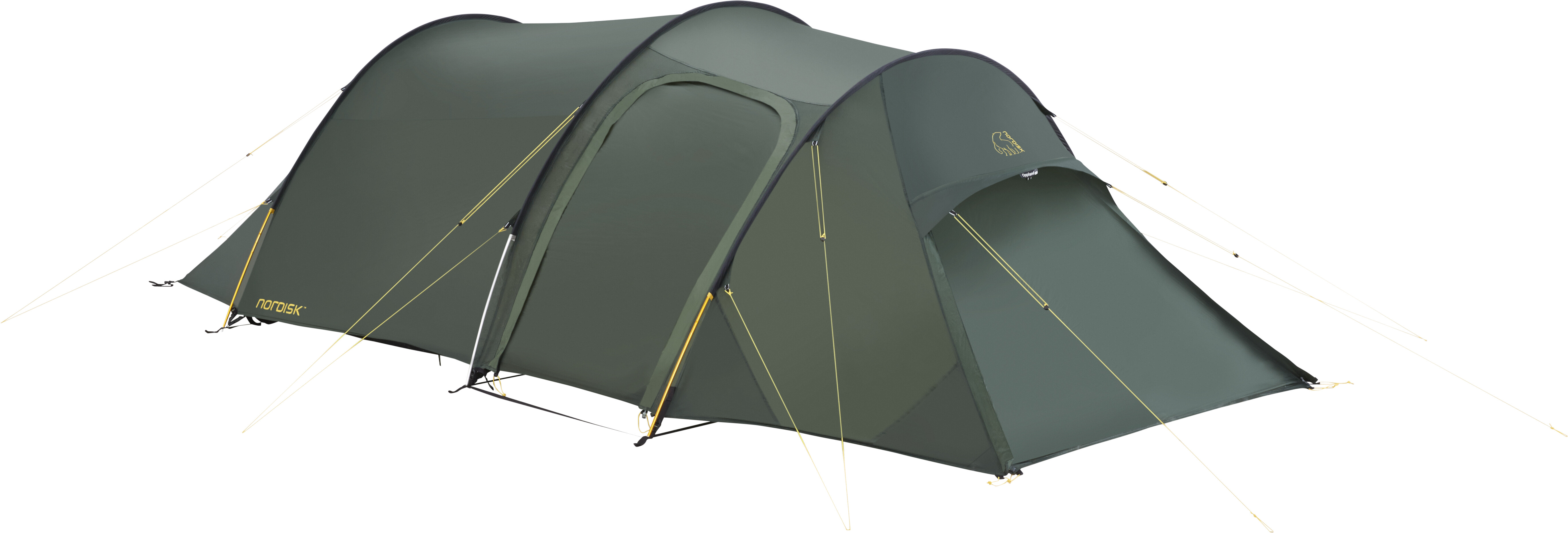 bcbbc2edb80766 Nordisk Oppland 3 SI Tent green at Addnature.co.uk